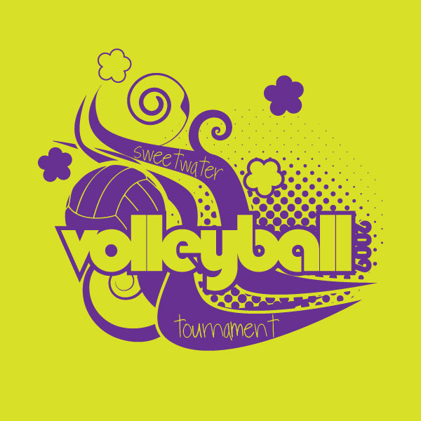 Logos Volleyball T Shirts Images