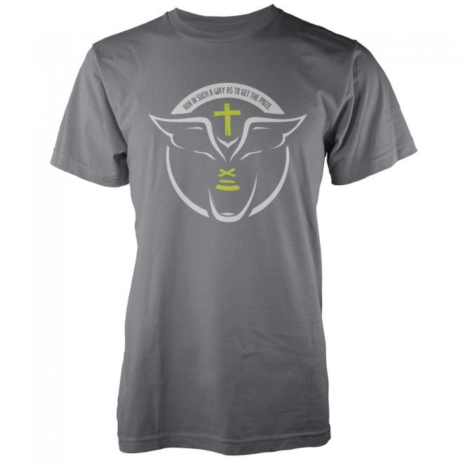 Run the Race T shirt Jeremy Dodd